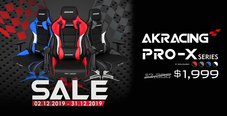 AKRacing chair
