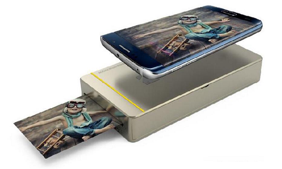 柯達迷你相片打印機 Pm210 金 Kodak 2000fun商城 最齊全遊戲店之一